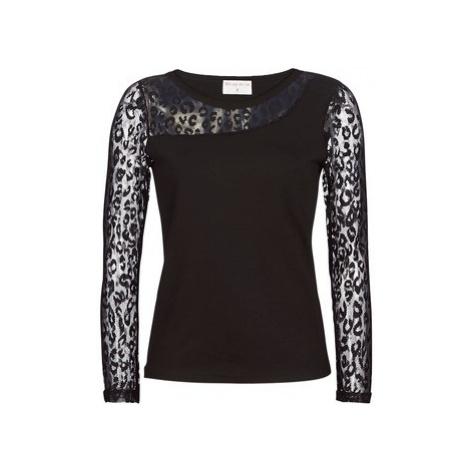 Moony Mood JOULETTE women's Blouse in Black