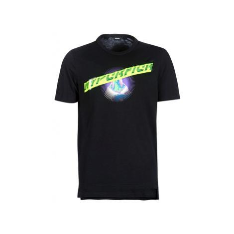 Diesel T YORI men's T shirt in Black