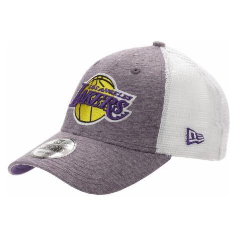 cap New Era 9FO Summer League Trucker NBA Los Angeles Lakers - Official Team Colour - men´s