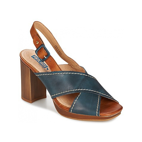 Pikolinos CARIBE W6F women's Sandals in Blue