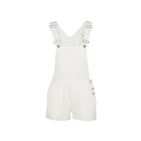 Moony Mood GRIDY women's Jumpsuit in White