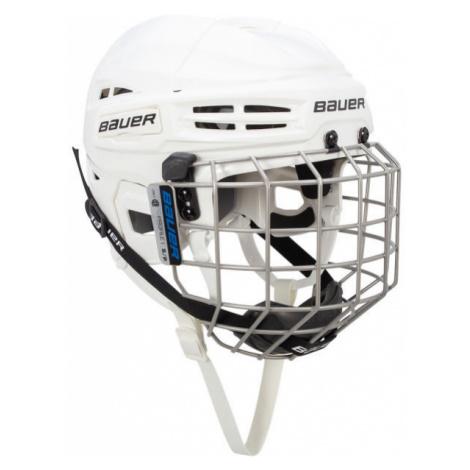 Bauer IMS 5.0 HELMET CMB II white - Hockey helmet