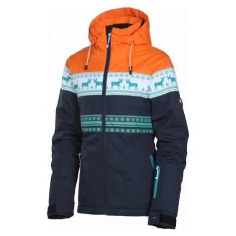 Rehall DEER orange - Girls' jacket