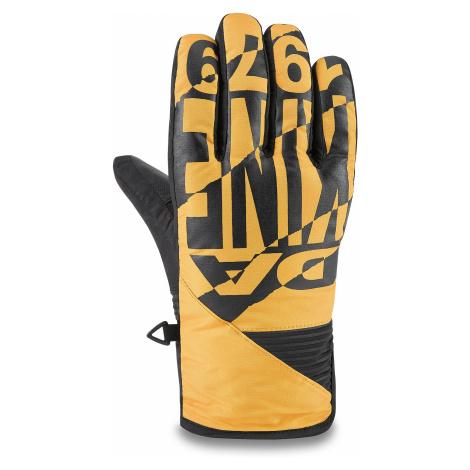 glove Dakine Crossfire - Golden Glow - men´s