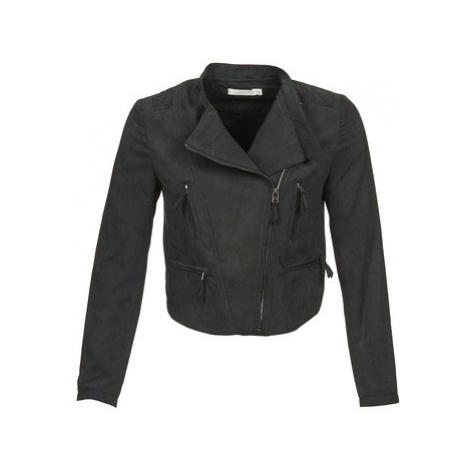 See U Soon CANDICE women's Jacket in Black