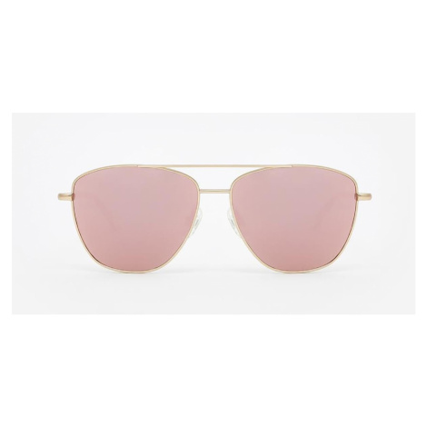 Hawkers Sunglasses Karat Rose Gold LAX A1805