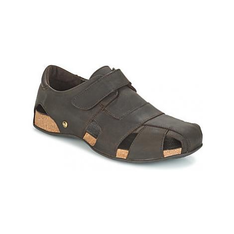 Panama Jack FLETCHER men's Sandals in Brown