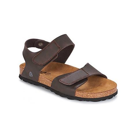 Citrouille et Compagnie BELLI JOE boys's Children's Sandals in Brown