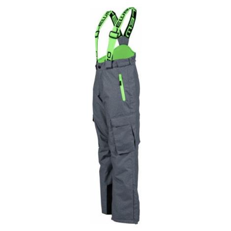 Lewro NILES green - Kids' snowboard pants