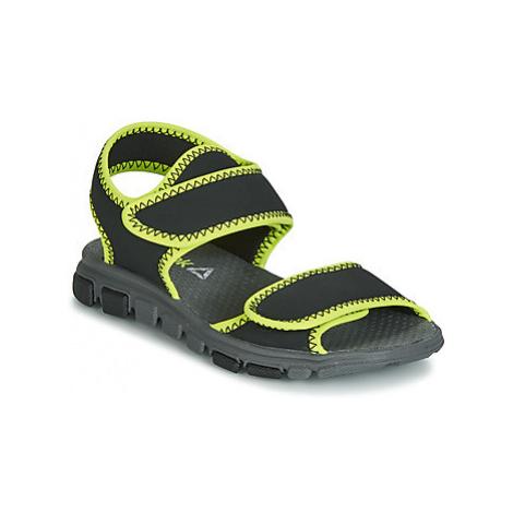 Reebok Sport WAVE GLIDER III boys's Children's Sandals in Black
