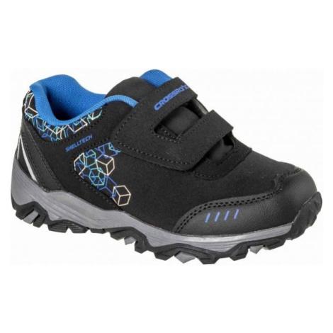 Crossroad DIAMS blue - Kids' trekking shoes