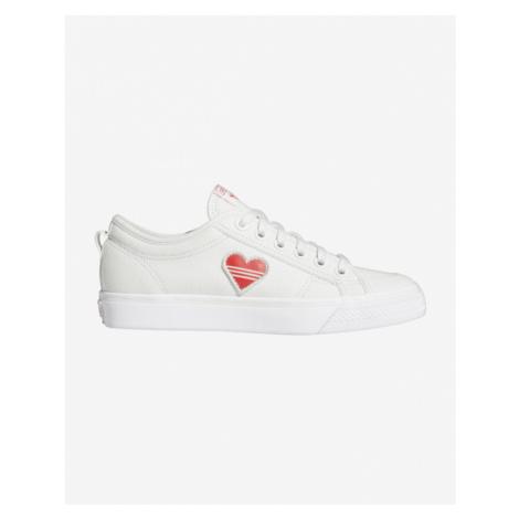 adidas Originals Pizza Trefoil Sneakers White