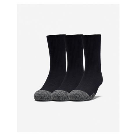 Under Armour Socks 3 pcs kids Black