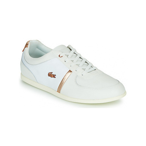 Lacoste REY SPORT 319 1 CFA women's Shoes (Trainers) in White