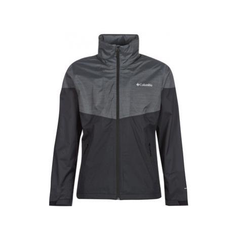 Black men's outdoor jackets