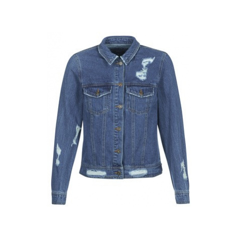 Only BECKY women's Denim jacket in Blue