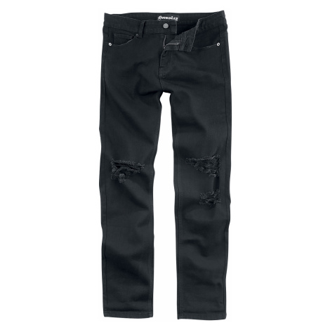 Doomsday - Blackened - Jeans - black