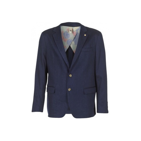Serge Blanco SUTTON men's Jacket in Blue