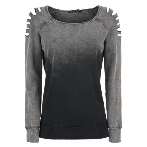 Outer Vision - Gills - Girls sweatshirt - grey