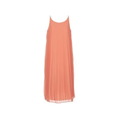 BCBGeneration 616757 women's Long Dress in Orange