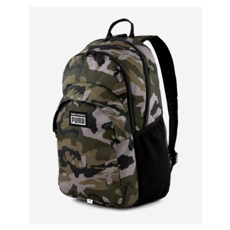 Puma Academy Backpack Black Green