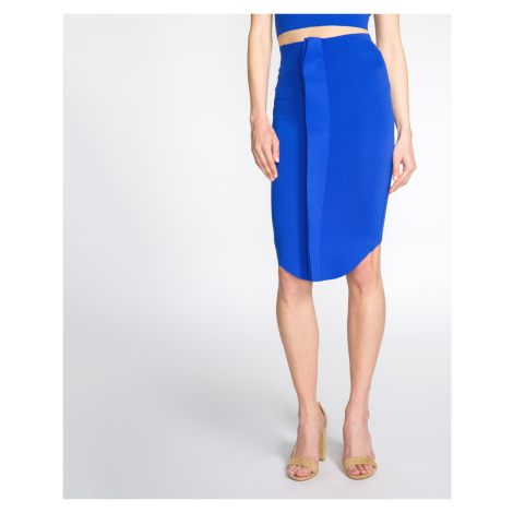 Jakub Polanka x Bibloo Lilac. Skirt Blue