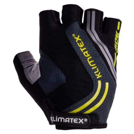 Klimatex RAMI black - Men's Cycling Gloves