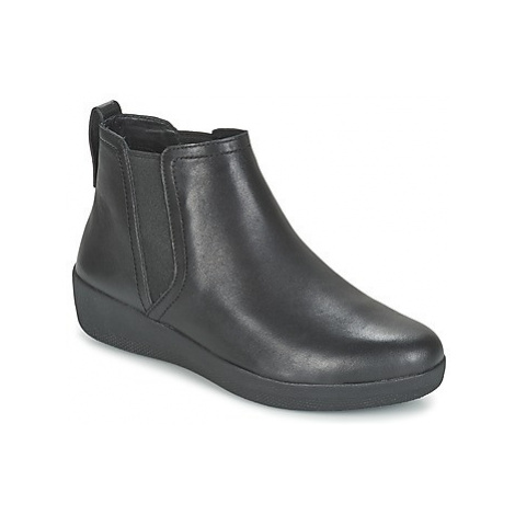 FitFlop SUPERCHELSEA BOOT women's Mid Boots in Black