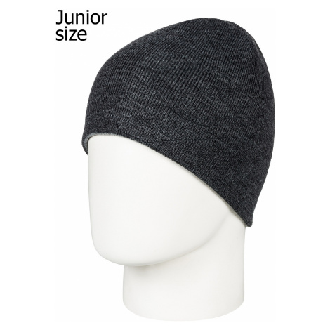 cap Quiksilver M&W - KVJH/Black Heather - boy´s