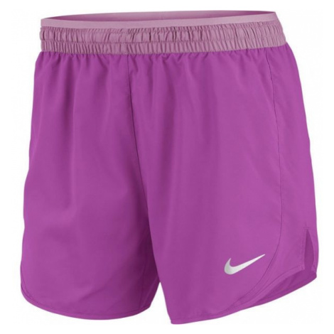 Nike TEMPO LUX pink - Women's running shorts