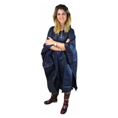Pidilidi PONCHO blue - Raincoat
