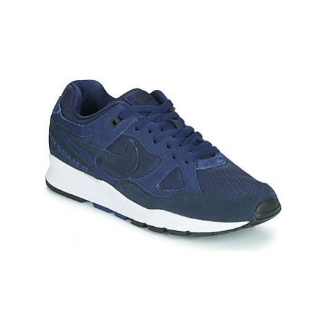 Nike AIR SPAN II SE men's Shoes (Trainers) in Blue