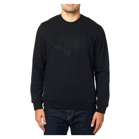 sweatshirt Fox Refract DWR Crew - Black - men´s
