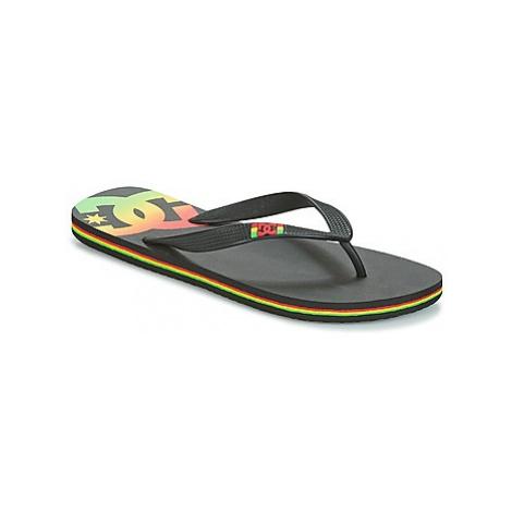 DC Shoes SPRAY M SNDL RST men's Flip flops / Sandals (Shoes) in Black