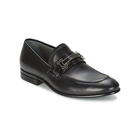 CK Collection SINAI men's Loafers / Casual Shoes in Black Calvin Klein