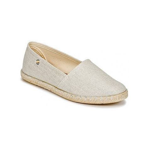 Casual Attitude INWI women's Espadrilles / Casual Shoes in Beige