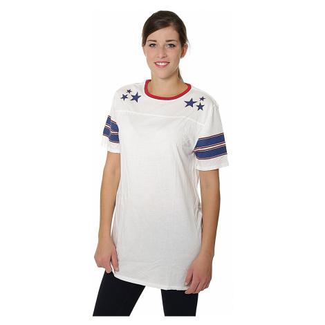 T-shirt Volcom Georgia May Jagger Tunic - Star White