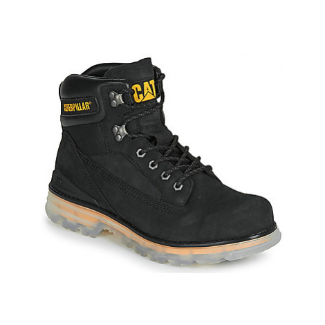 Caterpillar BASEPLATE men's Mid Boots in Black