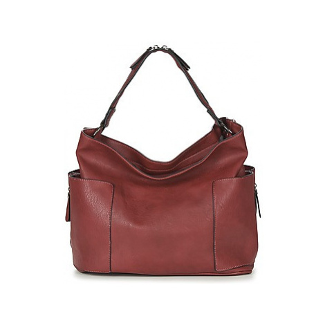 Moony Mood ELSA women's Shoulder Bag in Bordeaux