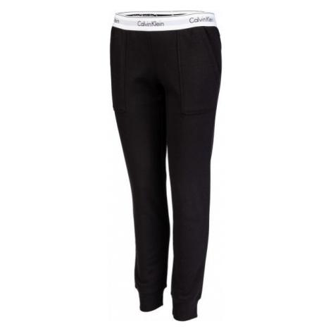 Calvin Klein BOTTOM PANT JOGGER black - Women's sweatpants