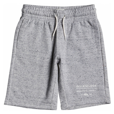 shorts Quiksilver Easy Day - SGRH/Light Gray Heather - boy´s