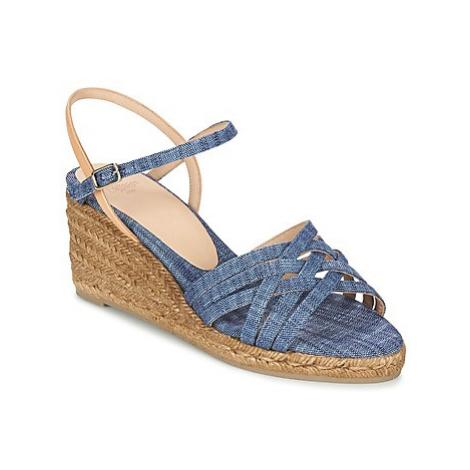 Castaner BETSY women's Sandals in Blue Castañer