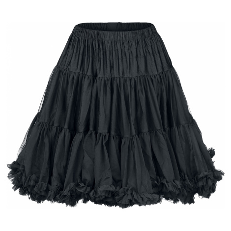 Banned - Walkabout Petticoat - Skirt - black