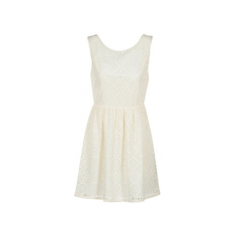 Molly Bracken GORTY women's Dress in White