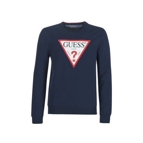 Guess VIN men's Sweatshirt in Blue