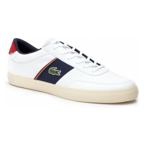Lacoste COURT-MASTER 319 white - Men's low-top sneakers