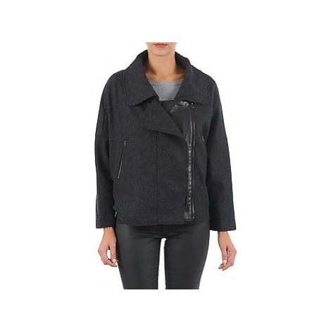 Color Block 3222271 women's Jacket in Black
