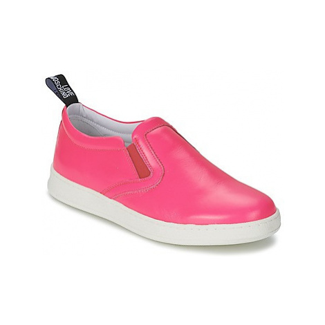 Love Moschino JB15153G0KJG0604 women's Slip-ons (Shoes) in Pink