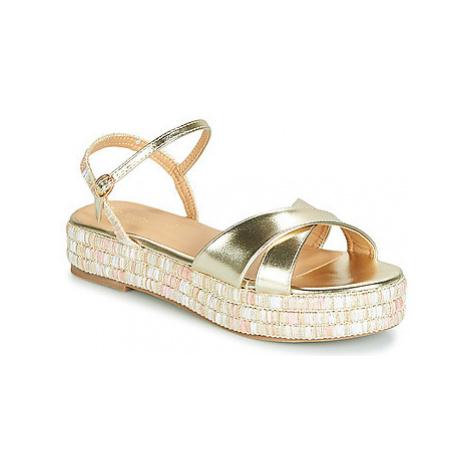 Moony Mood JOSILE women's Sandals in Gold