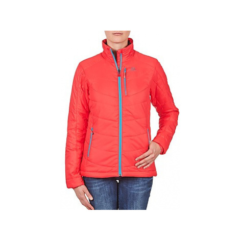 Salomon Jacket INSULATED JACKET W PAPAYA-B women's Jacket in Red